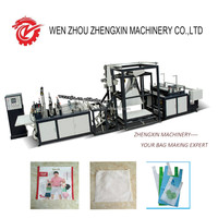 ZXL-B700 Multi-functional Non-woven Flat Bag Making Machine