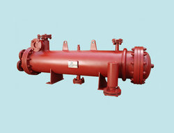 superior quality water and air shell tube heat exchanger/pressure vessel