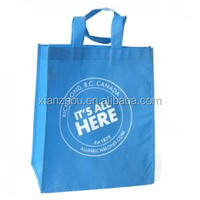 Eco Friendly Recycle foldable Non Woven Bag