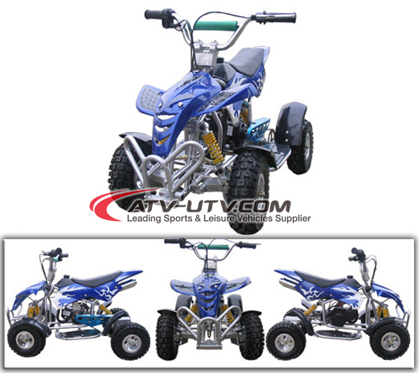 High Quality 4 Wheelers gas powered 49CC ATV for Kids (AT0493)