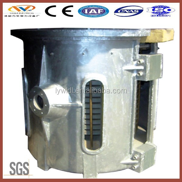 made in china products heat treatment furnace for melting zinc ingot and lead ingot