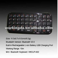 High Quality bluetooth keyboard for android mobilphone&Laptop