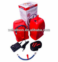 high quality portable electric air pump balloon stuffing machine wholesale