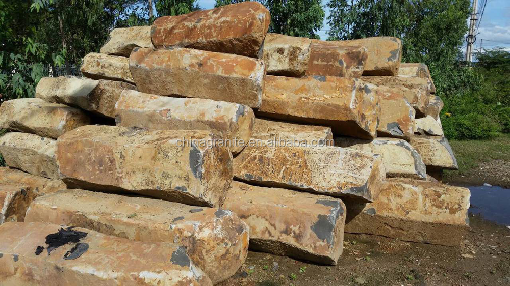 Natural Stone Columns : Natural basalt column buy