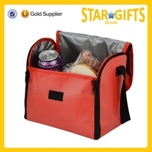 China Suppliers Wholesale New Products Fashion Design Fold Up Fitness Lunch Cooler Bag