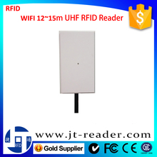10 Meter Long Range Wifi Uhf Rfid Wireless Smart Card Reader Writer With Relay Output