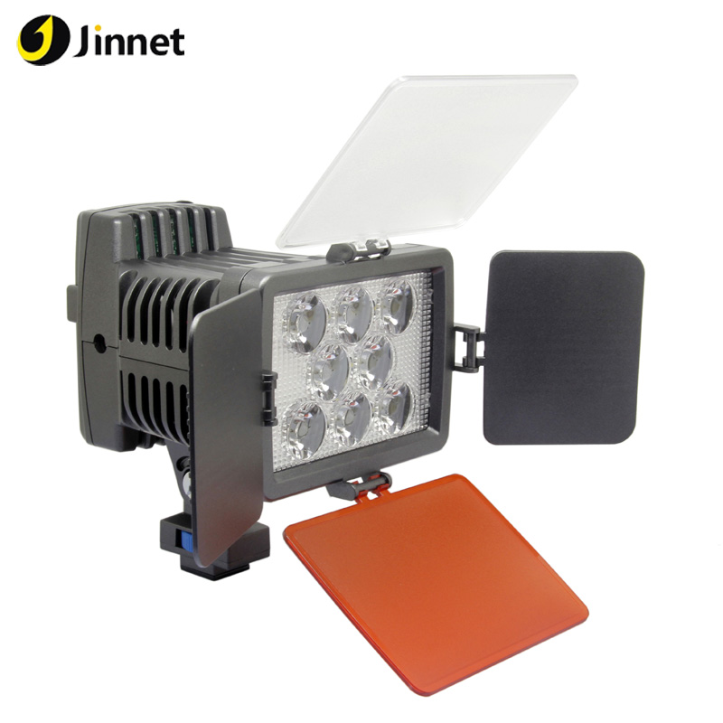 Made in China led light for camcorder video photographic lighting supply LED 5080 video light