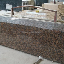 Hot sale granite window sill,brown bullnose window sills