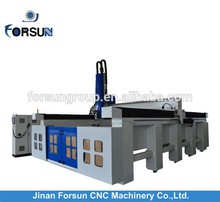 CE supply Fully automatic hot wire foam cutting cnc machinery/Big capacity styrofoam contour cutting machine
