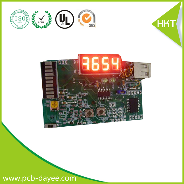 China full turnkey oem electronic led driver pcb assembly
