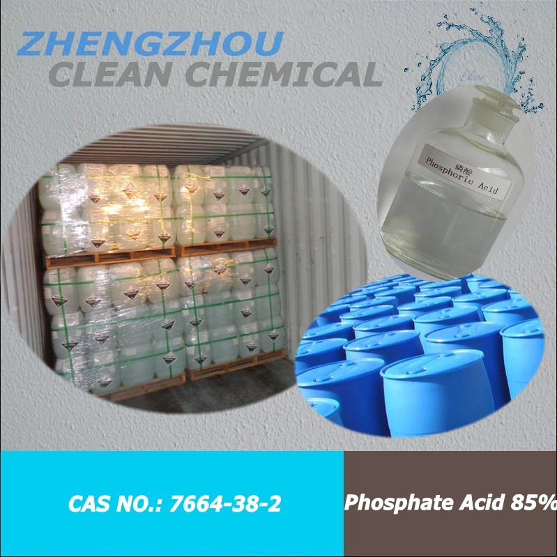 phosphoric acid 85% factory from China