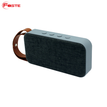 New Fabric High quality Portable Wireless Mini Bluetooth Speaker, Gadgets Mini Bluetooth Speaker Cloth Fabric#