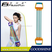 Feva Expander-Wholesale Special Colorful Adjustable Rubber Leg Exercise Port Chest Expander Types Designer