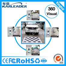 360 Degree All-round Car Driving Recorder parking aid system