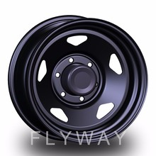 Flyway FX005 15inch 16inch 17inch 4x4 Steel Wheel for offroad