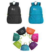 Casual Daypacks Foldable Back Packs Men Women School Bags
