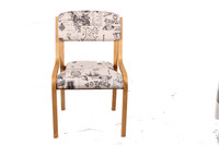 Luxury Custom Made Dining Room Chair, Retro Dining Room Furniture