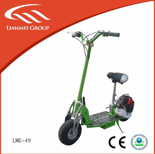 43cc gas scooter china made gas motor scooter