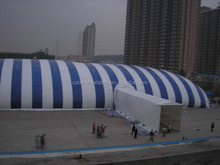 Inflatable Big Tent Marquee for Sports, Warehouse