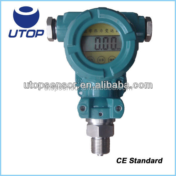LCD Indicator New Smart HART Explosion proof Digital Pressure Transmitter