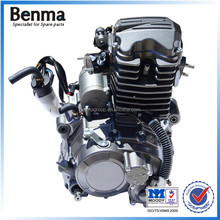 China supply water-cooled single cylinder 200cc motorbike engine
