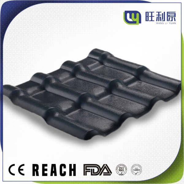 good quality and appearance stone coated metal roof tile