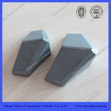 Cemented Carbide Shield Cutter Tungsten Carbide TBM Cutter
