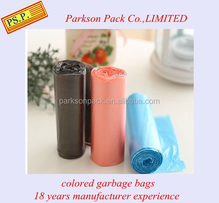 professional manufacturer Clear plastic Trash Can Liners