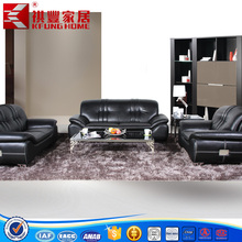 Divany Furniture american style living room modern leather sofa