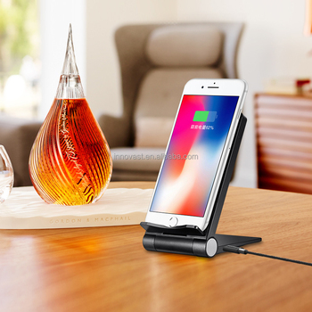 Long Distance Wireless Fast Charger Phone Stand for Samsung s8