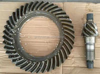 Japanese heavy duty HINO 700 truck part crown wheel and pinion made from China