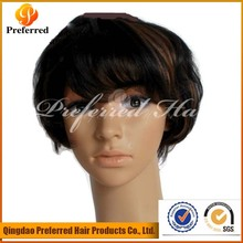 wholesale top quality brazilian full lace cap for wig making in china