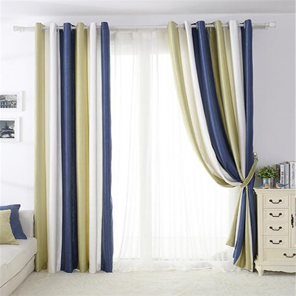 simple design hotel quality blackout curtains or hospital curtain