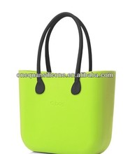 factory customized unique silicone handbag with high quality and good price