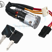 Automotive Ignition Starter Switch For Renault
