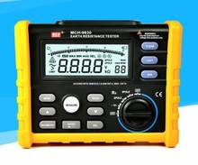 Professional electrical use MCH 9830 Earth Resistance Tester Educational instrument