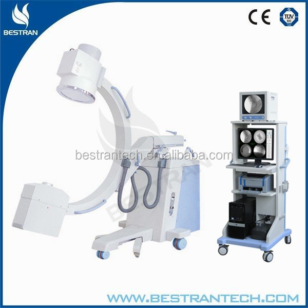 BT-PLX112B Medical X-Ray Machine Manyfacturer, Digital C-Arm Device With CCD