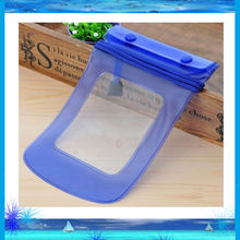 Clear PVC Mobile phone Water Resistance Bag