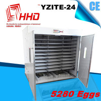 2014 CE overall colorful steel structure large industrial chicken incubation also for ostrich farm YZITE-24