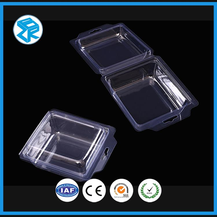 Factory Supply Blister Clamshell Box For Electronics Frozen Meat Pack Plactic Packaging
