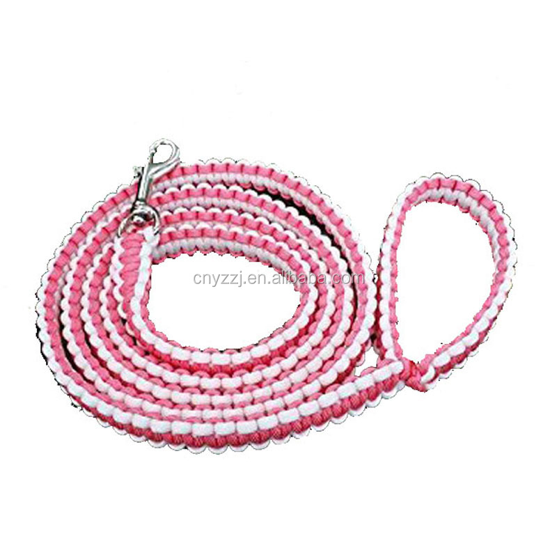 Hand Made Paracord Dog Leash Dog Lead 6 foot