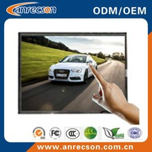 15 inch Commercial grade LCD monitor and open frame LCD monitor