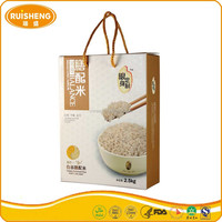 Halal Food Long Grains Instant 2.5kg Oats Nutrition Chinese Rice
