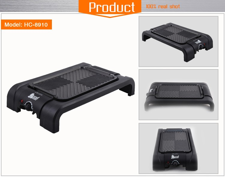 2016 New Arrival Most Popular BBQ Grill with CE/LFGB/RoHS Approvals