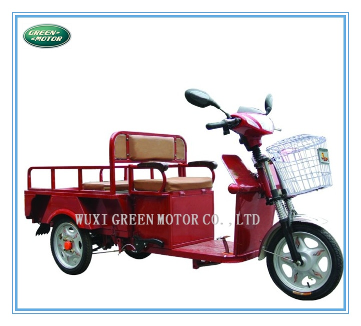 for cargo and passenger electric tricycle for adults