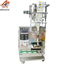 liquid fruit jam sachet packing machinery ,chili sauce making machine
