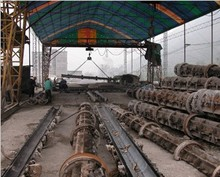 Kenya 2014 hot sales!!! wooden electrical poles,electric concrete pole making machine,concrete electric pole factory in Kenya