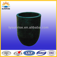 Alumina Silicon Carbide refractories Crucibles for Melting Steel