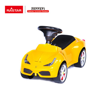Rastar toys&hobbies Ferrari 458 ride on car with loudspeaker