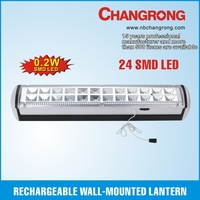 rechargeable wall light emergency battery hanging light